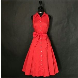 AMERICAN LIVING Fit & Flare Ball Gown Dress (S)